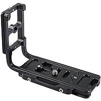 iShoot Universal portátil de soporte en L Vertical Shoot Quick Release Plate Cámara Holder Grip para Canon, Nikon, Sony, Minolta, Pentax, Olympus