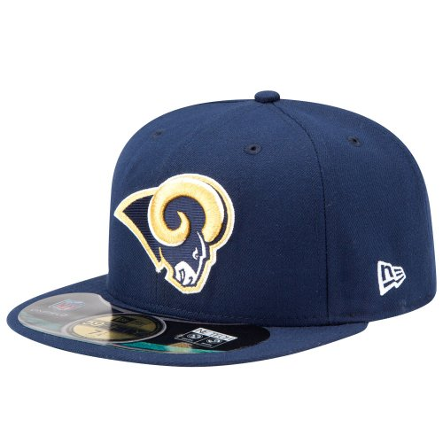 [CDATA[New Era Cap - NFL ON FIELD St. Louis Rams - 6 7/8]] (Bekleidung Rams)