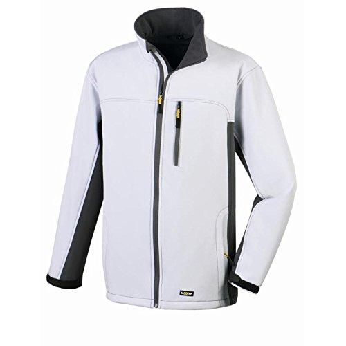 texxor-4144-giacca-softshell-traspirante-microfibra-lavoro-skagen-m-bianco