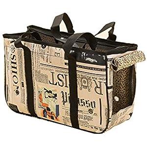AFFLAYUS von Portable Haustierbeutel mit einem Koffer , D
