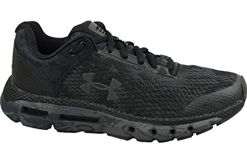 Under Armour Herren HOVR Infinite Camo 3022502 Laufschuhe, Schwarz (Black 3022502-001), 44.5 EU