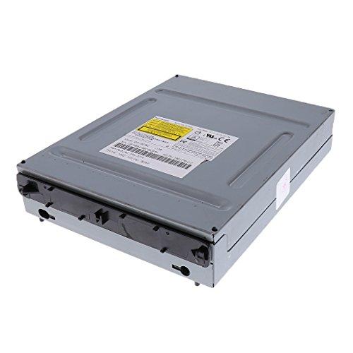 Lettore DVD-ROM DVD Drive Parte Di Ricambio In Alluminio Per Microsoft Xbox 360 Slim DG-16D4S