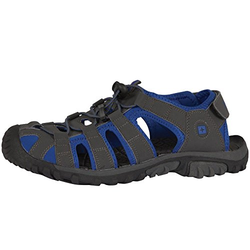 mountain-warehouse-trek-mens-sporty-shandal-outdoor-shoes-comfortable-flat-walking-velcro-sandals-gr