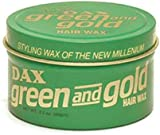 Dax Wax, Green and Gold 99 g