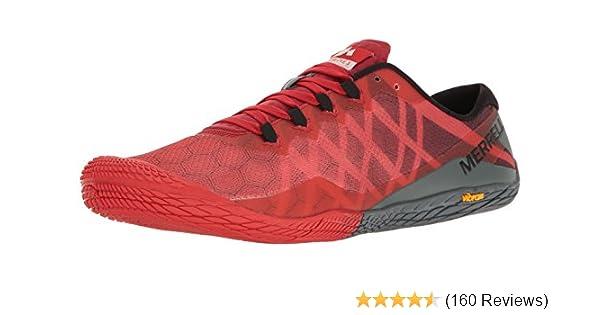 6b09a99929e Merrell Men's Vapor Glove 3 Trail Running Shoes: Amazon.co.uk: Shoes & Bags