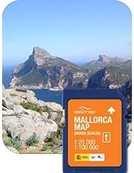 Satmap GPS System Karte Mallorca, schwarz, ES-ADV-PREM-SD-001