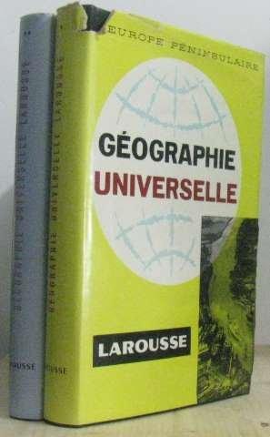 Geographie universelle par Desfontaines Pierre