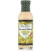 Walden Farms - zucchero libero Salad Dressing Thousand Island - 12 oz.