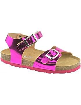 La Sra pendiente con sandalias de tacones altos zapatos de cabeza de pescado de la corteza gruesa muffin de zapatos...