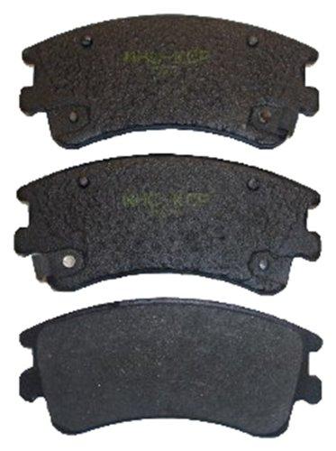 Preisvergleich Produktbild Japanparts PA-307AF Bremsbelagsatz, Scheibenbremse - (4-teilig)