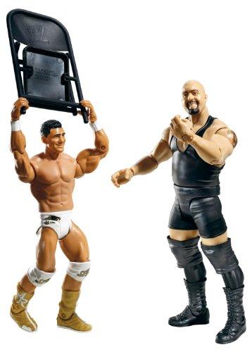 WWE Battle Pack: Alberto Del Rio vs. Big Show Figur 2er Pack Serie 16 (Wwe Figuren Big Pack)