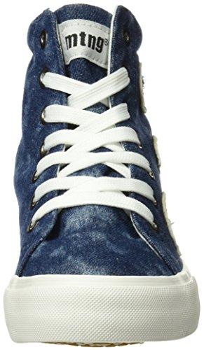 MTNG Attitude Mile Chica, Chaussures de sport femme Bleu