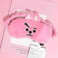 Auntwhale Kreative Cartoon-Tieraugenmaske, Fluff Cute Sleep Eyeshade, für Zuhause und Reisen preisvergleich bei billige-tabletten.eu