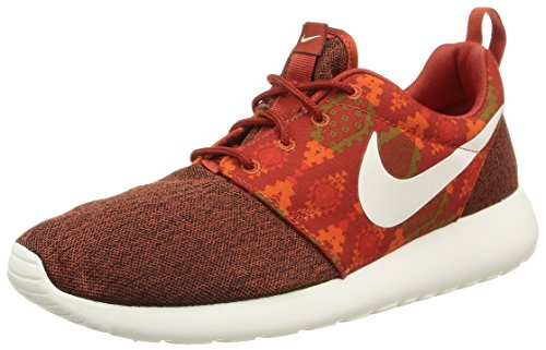 Nike Herren Roshe One Print Laufschuhe Orange (Cinnabar/Sail-Hay-Total Orange)  [B013RB90GS]