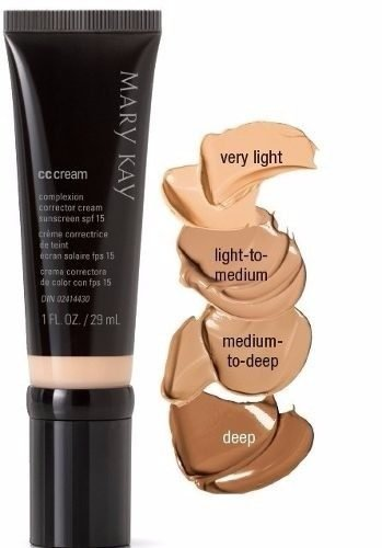 CC Creme SPF 15 Medium Schutz Mary Kay® very light/ Natural by Body Market