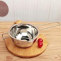 SANDIN Universel Melting Pot Beurre de Chocolat Lait Melting Pot en Acier Inoxydable Gadget