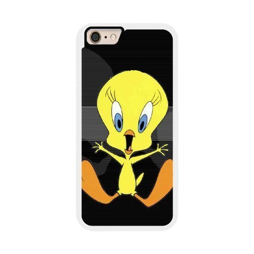 lloween and ChristmasiPhone 6 plus 5.5 inch Cell Phone Case White tweety bird looney tunes RPR4979800 ()