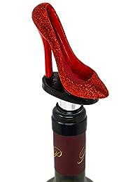 Amazon.es  zapatos de tacon color vino - Zapatos de tacón   Zapatos ... ae0e6dfa9bf7