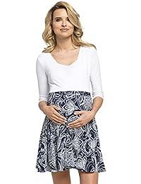 Amazon.it  vestiti premaman - Includi non disponibili  Abbigliamento 17b68631b36