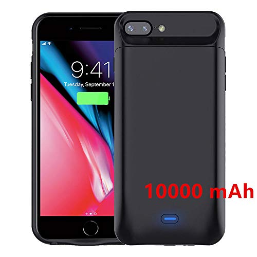 Coque Battrie 10000mAh pour iPhone 6 / 6s iphone 7 iphone 8 (4.7') Power Bank Chargeur Portable...