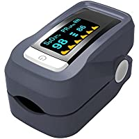 fingerpulsoximeter, oxímetro de pulso sphygmo Manómetro Home portátil Control de la saturación de oxígeno arterial