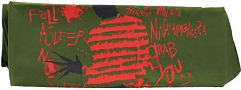 A Nightmare On Elm Elm Elm Street FRouge dy Pillow Case | Fiable Réputation