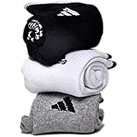 Men & Women Ankle Length Socks (3 Pairs)(Black,Grey,White)