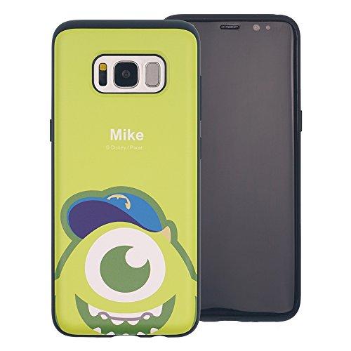 WiLLBee Galaxy S7 Edge Hülle Disney Niedlich Monster Universität Schlanke Schutzhülle Stoßstangen Handyhülle Für [ Samsung Galaxy S7 Edge ] - Monsters University Mike
