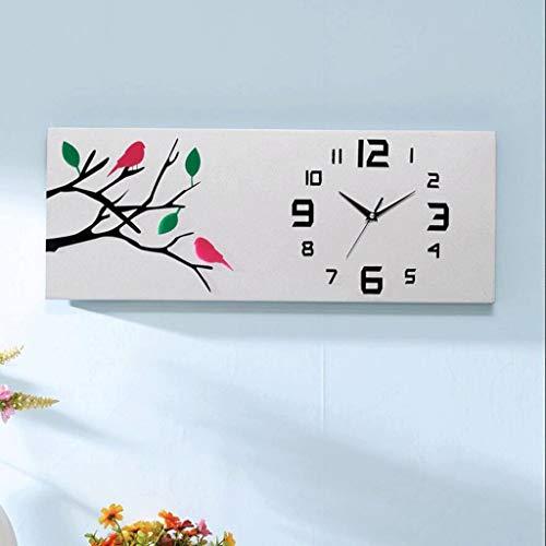 Gaoli orologio da parete soggiorno soggiorno camera da letto muto creativo hand made clock -b-