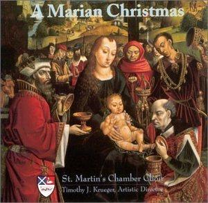 A Marian Christmas by St. Martin's Chamber Choir