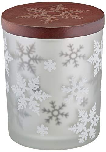 Lenox Alpine Kanister, Mehrfarbig Votive, Snowflake - Lenox Holiday Votive