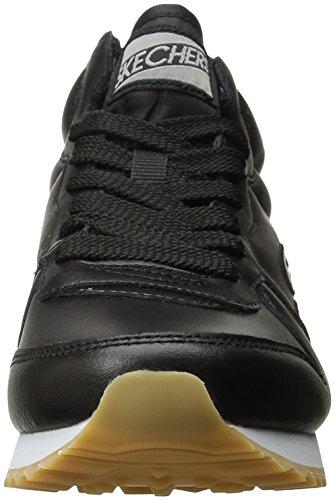 Skechers OG 85Ditzy Dancer, Baskets Basses Femme Noir