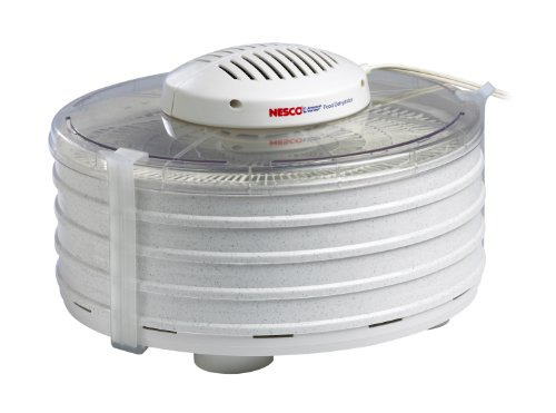 Nesco FD-37A American Harvest Food Dehydrator, 400-watt