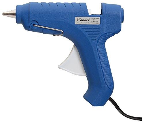 Wonder Plastic Glue Gun (250 cm x 160 cm x 60 cm, Blue)