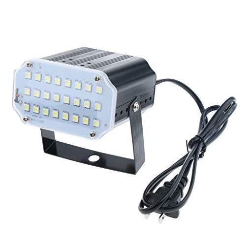 P Prettyia LED Stroboskop Licht Party Disco Lichter Bühnenbeleuchtung Strobe Lampe Beleuchtung für DJ, Bar, Partei, Hochzeit (Licht Bars Strobe)