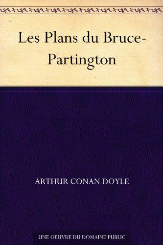 Couverture du livre Les Plans du Bruce-Partington