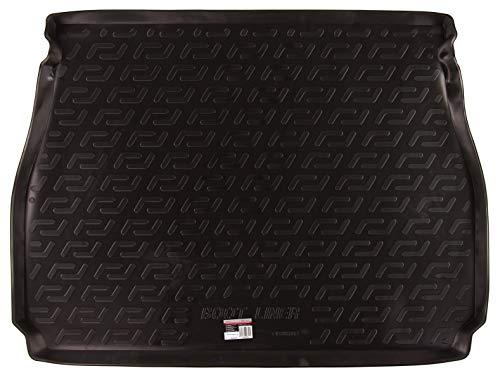SIXTOL Auto Kofferraumschutz für den BMW X5 - Maßgeschneiderte antirutsch Kofferraumwanne für den sicheren Transport von Einkauf, Gepäck und Haustier