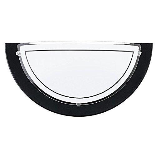 applique-planet-1-noir-1x60w-eglo-lighting-83161