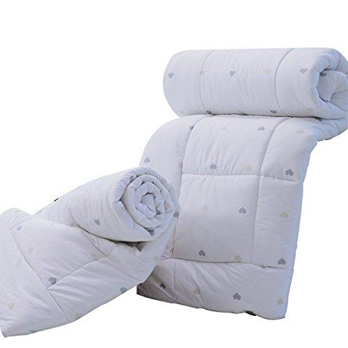 MMM Combo Quilt individuel quatre saisons Double Quilt Core coton épais Gardez au chaud la literie d'hiver ( taille : 150*200cm(3.3kg) )