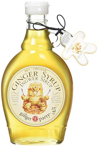 Ginger People Ginger Syrup, 237ml