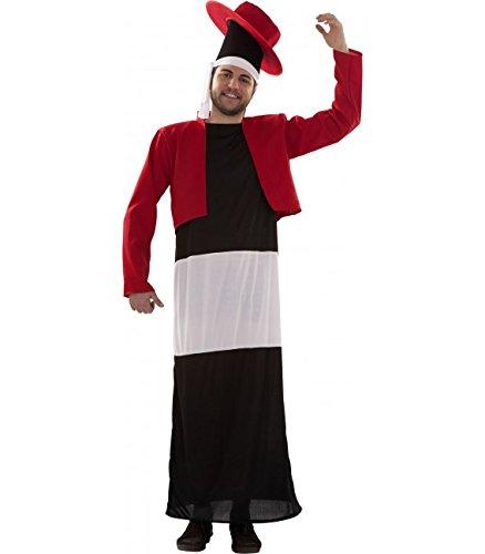 Imagen de disfraz de botella flamenca para adultos