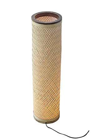 KraftInn Standing Light (Natural Brown, 24 inch)