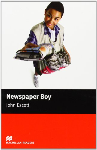 MR (B) Newspaper Boy: Beginner (Macmillan Readers 2005)