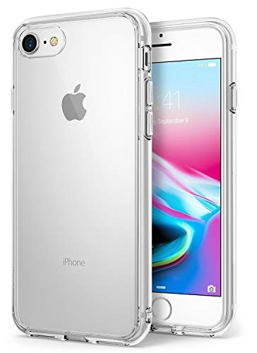 Cellshell Crystal Clear Ultra Thin Transparent Soft Jelly Flexible Back Cover for Apple iPhone 7