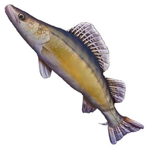 GabyKuscheltier Fisch Zander 80cm - 2