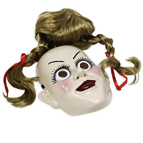 Close Up Anabelle: Creation Maske mit -