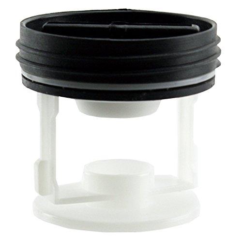 spares2go Ablaufpumpe Flusen-Filter und Dichtung für Bosch Waschmaschinen Fitment list F - Waschmaschine Flusenfilter
