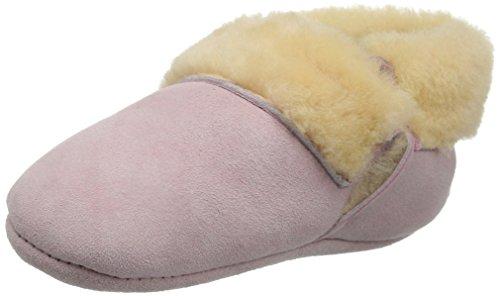 UGG - Gefütterte Babyschuhe SOLVI 1017193I - baby pink, Größe:18 EU (Uggs Hausschuhe Für Jungen)