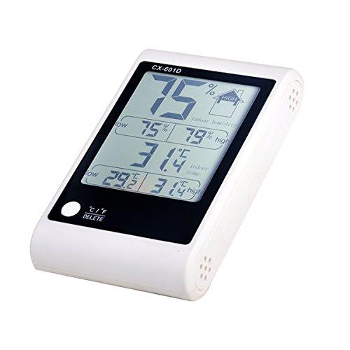 DyNamic ThermoPro TP50 Digital LCD Innen-Thermometer Hygrometer Temperaturfeuchtigkeit