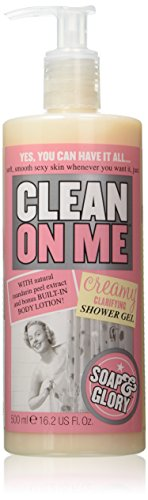 Soap & Glory Clean On Me Creamy Clarifying Shower Gel 500ml